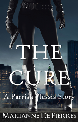 The Cure by Marianne de Pierres
