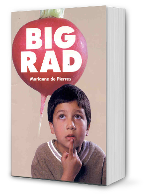 Big Rad Book Cover