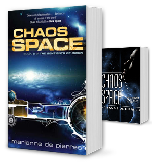 Chaos Space Book Cover