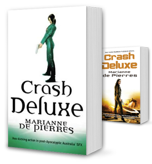 Crash Deluxe Book Cover