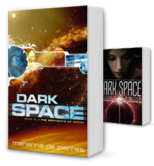 Dark Space Book Cover