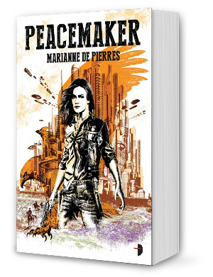 Peacemaker Book Cover