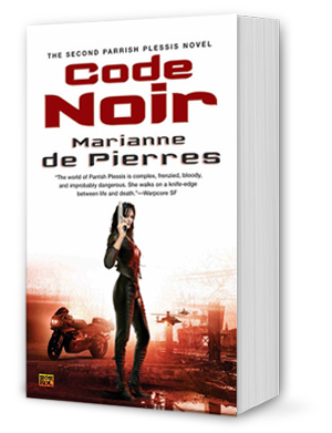 Code Noir Book Cover