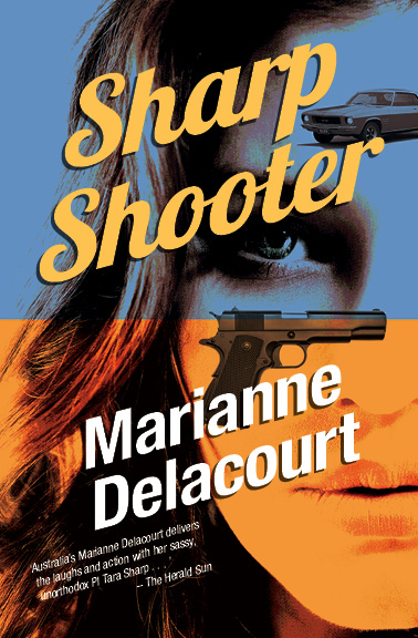 TS-Sharp Shooter_larsen cover