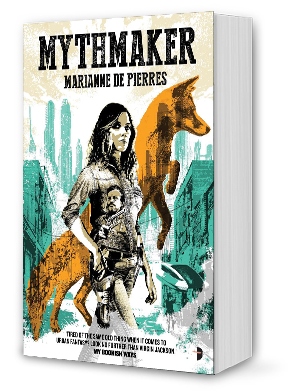 Mythmaker Book Cover