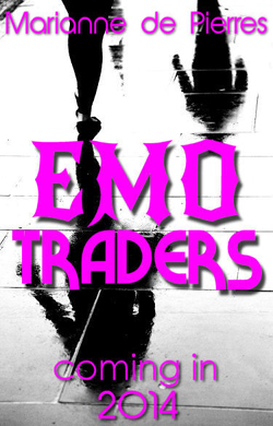 Emo Traders by Marianne de PIerres