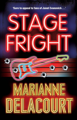 Stage Fright by Marianne Delacourt