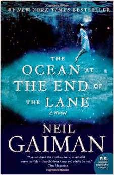 gAIMAN_The Ocean at the End of the Lane Cover
