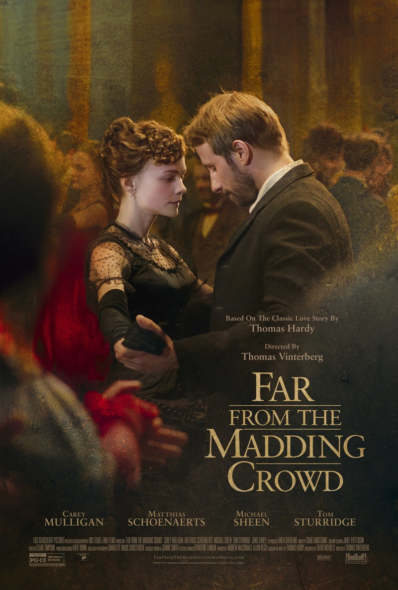 far from the madding