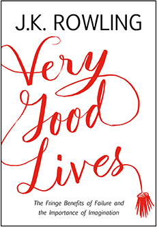 rowling-very good lives