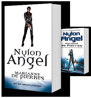 Nylon Angel cover