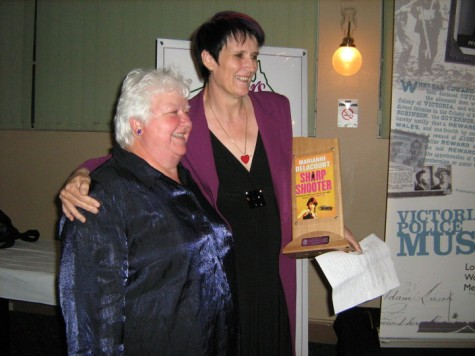 Val McDermid and MDP