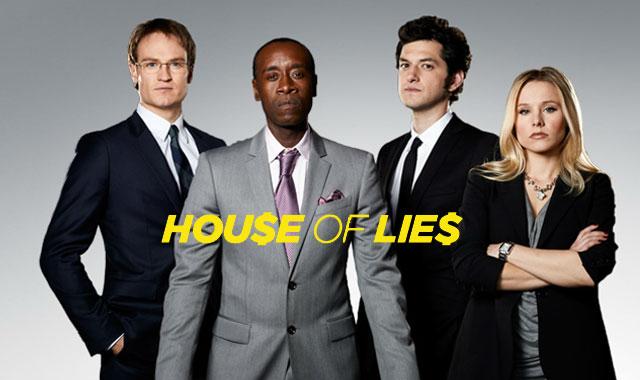 House Of Lies Sériezoom: 28 De Junho A 4 De Julho