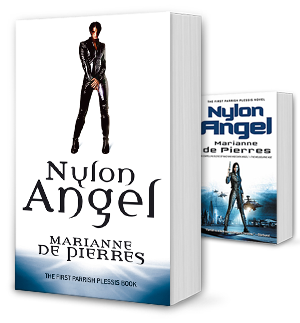 Nylon Angel cover